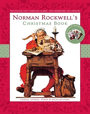 Norman Rockwell's Christmas Book By Rockwell, Norman